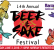 14th Annual Beer & Sake Festival Logo