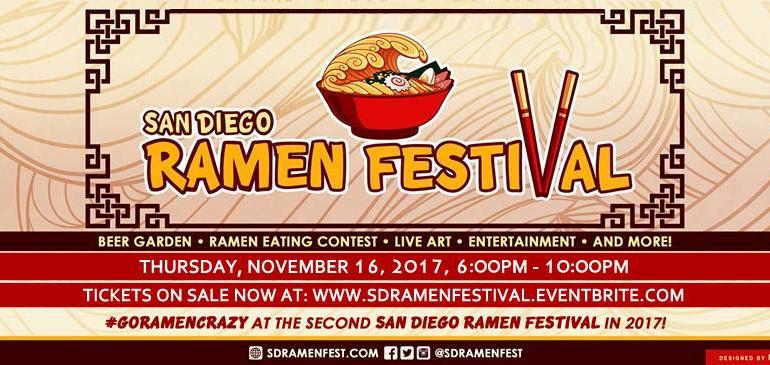 Ramen Fest Header