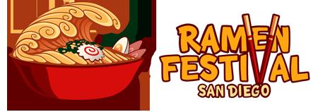 Ramen Festival Logo Home